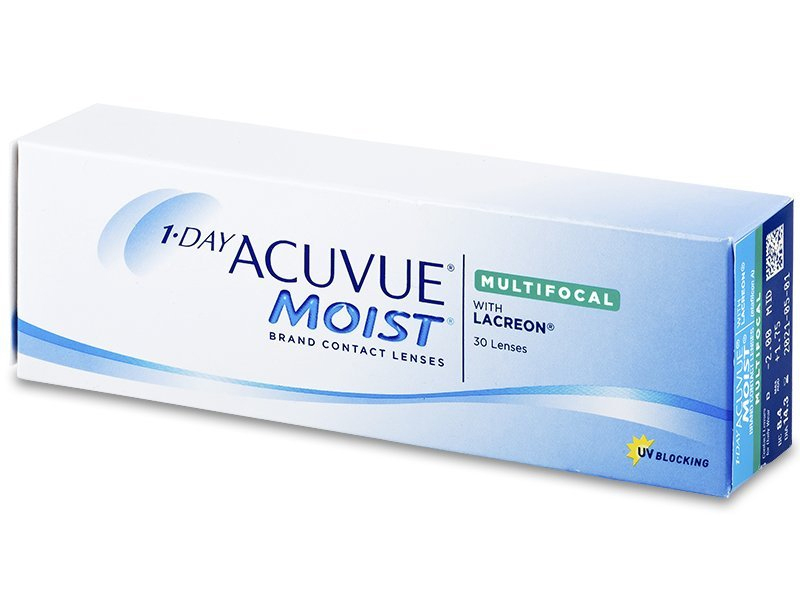 Lenti a Contatto 1-day Acuvue Moist Multifocal